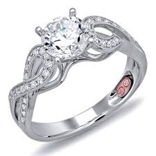 cheap beautiful engagement rings designer bridal rings dw6080