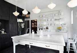 how to accessorize a grey and white kitchen black and white kitchens ideas photos inspirations