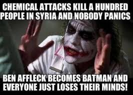 Nerd Rage Meme - visual rhetoric rhetoricof casting batman