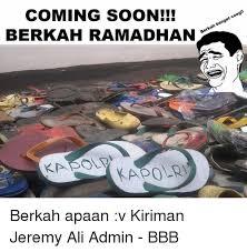 Ramadhan Meme - 25 best memes about banging and indonesian language banging