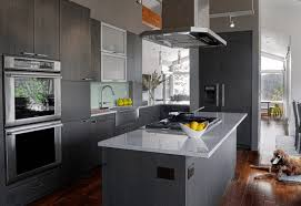 island with cooktop