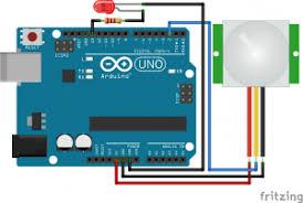 pir motion sensor arduino tutorial maxphi lab