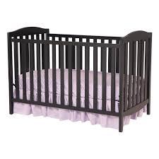 Black Convertible Crib by Delta Crib Into Toddler Bed Creative Ideas Of Baby Cribs