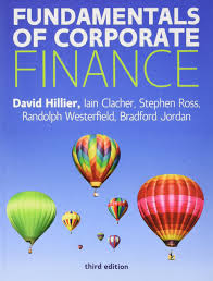 fundamentals of corporate finance amazon co uk david hillier