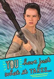 star wars birthday greetings star wars rey awesome birthday card greeting cards hallmark