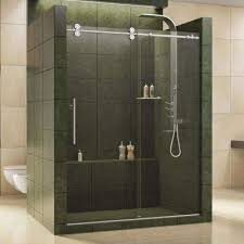 Cheap Shower Doors Glass Shower Doors Showers The Home Depot