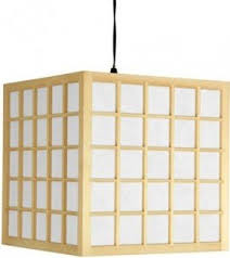 Japanese Ceiling Light Japanese Hanging Lamps Foter