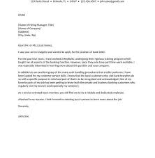 bank teller cover letter 2 k12albemarle org our website has a