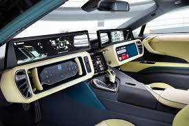 luxury cars inside why samsung not apple could really change cars barron u0027s