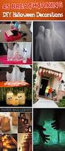 tutorialous com 45 most amazing diy halloween decorations you