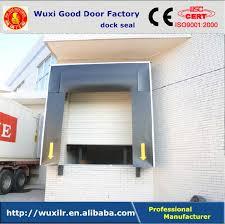 joint de chambre froide fabricant chambre froide entrepôt coussin mécanique dock joint dock