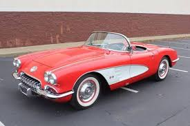 corvette stingray 1955 1958 chevrolet corvette for sale carsforsale com