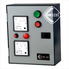 bch single phase pump control panel at rs 1900 piece gondal