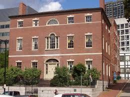three story houses otis house boston massachusetts 1797 three story hipped roofed