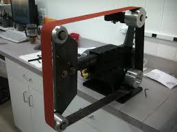 Diy Bench Sander 2x72 Belt Grinder Build