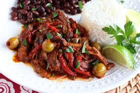 spanish thanksgiving food ultimate ropa vieja national dish of cuba the daring gourmet