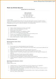 artist resume templates freelance artist resume