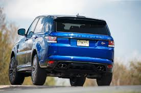 orange range rover svr 2015 land rover range rover sport svr first drive review motor