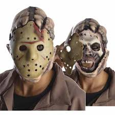 jason mask spirit halloween jason voorhees halloween costume