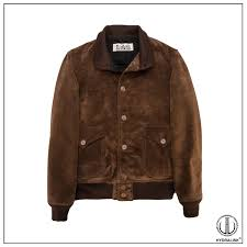 Cowhide Leather Vest Usd 316 44 Hdk Hai 17fw 1928s A 1 Pilot Cowhide Leather Jacket