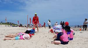 Semaphore Flags Nippers Beats The Nasty Weather Semaphore Surf Life Saving Club