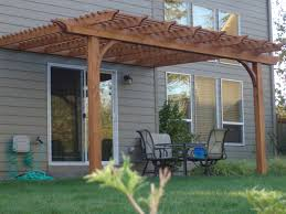 Lattice Pergola Roof by Cedar Pergola Southwest Albany Tnt Builders