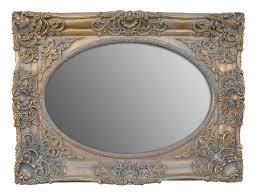 antiker spiegel gold spiegel mit rahmen antik 12er set bilderrahmen silber barock