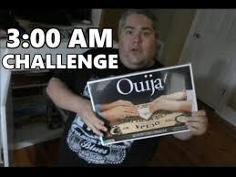 The Challenge Kidbehindacamera Kidbehindacamera Is With A Ouija Board