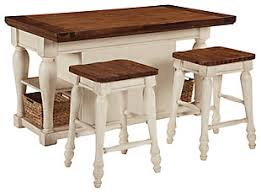 kitchen island set marsilona 3 kitchen island set furniture homestore