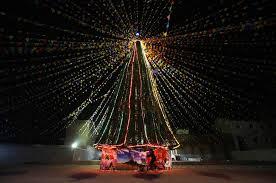 holiday season lights up nbc news