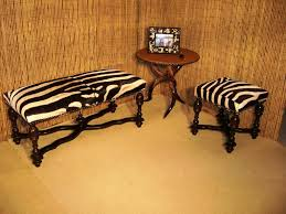 Animal Print Storage Ottoman Zebra Print Storage Ottoman Buying Zebra Ottoman Ottomans Home