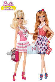 2013 barbie dreamhouse barbie midge 2 pack