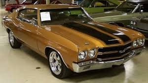 Chevelle Ss Price 1970 Chevrolet Chevelle Ss Clone Youtube