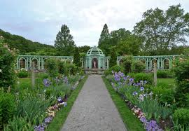 Westbury Botanical Gardens Franck Lohsen Architects Westbury Gardens
