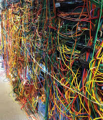 54 best data center cabling images on pinterest cable management