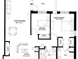 bedroom 41 small house floor plans 2 bedrooms simple small