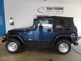 2004 jeep wrangler sport 2004 jeep wrangler suv 2 door in indiana for sale 21 used cars