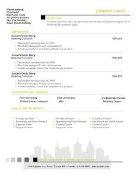 Publisher Resume Templates Publisher Resume Ddarsow Com