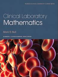 clinical laboratory mathematics ball mark d srg pdf