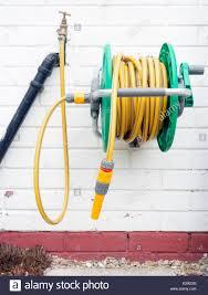 best wall mounted hose reel garden hose reel stock photos u0026 garden hose reel stock images alamy