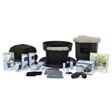 Aquascape Environmental Aquascape Medium 11 Ft X 16 Ft Pond Kit W Pump Options