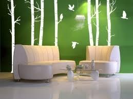 wallpaper yang bagus untuk rumah minimalis contoh wallpaper dinding ruang tamu minimalis kecil tema alam