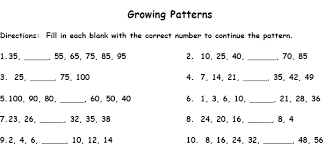 worksheets for class 1 free worksheets pattern worksheets for class 1 free math