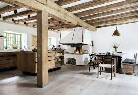 design attractor scandinavian house with raw and rustic charm