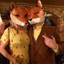 Fox Halloween Costumes Diy Hipster Costumes Popsugar Smart Living