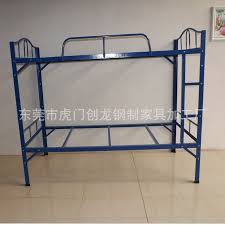 low price promotion on hospital bed metal frame bed bunk bed solid