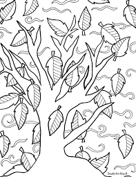 free coloring pages doodle art alley