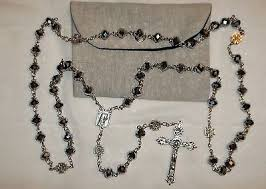 rosary kits knotted twine rosary kits 12 99 picclick