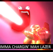 Lazer Meme - firin mah spartan laser by timmyacles360 on deviantart