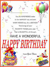 happy birthday card template sales report template
